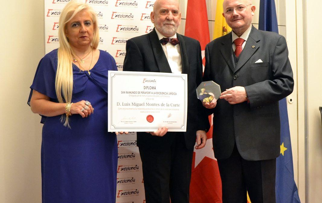 El Instituto para la Excelencia Profesional concede los primeros Premios San Raimundo Peñafort a la excelencia jurídica